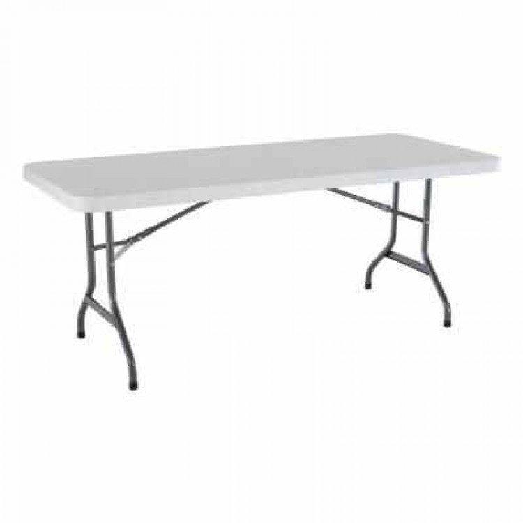 White Lifetime table 2' x 6