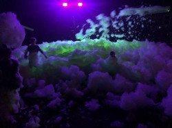 UV Glow Foam (1.5 hrs)