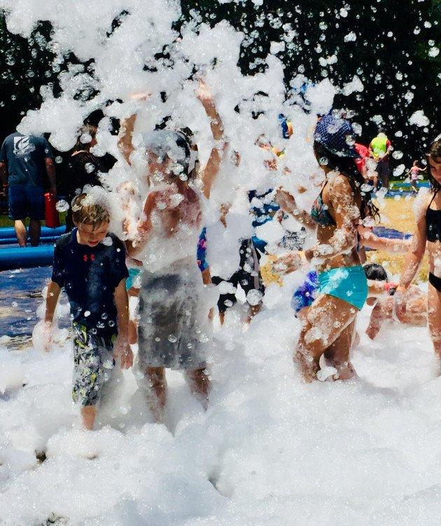 Foam Machine (3 hrs of foam)